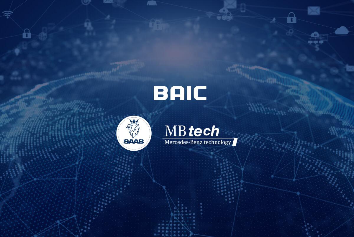 Tecnología de BAIC